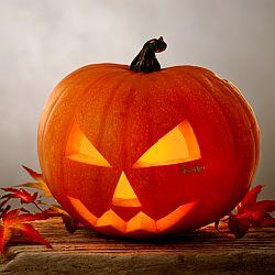 Własnoręcznie robione przebrania na Halloween - okładka