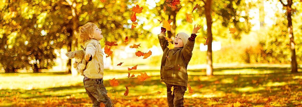 Jesień nie jest taka zła! - ilustracja