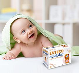 Suplement diety ENTERO ACIDOLAC® saszetki