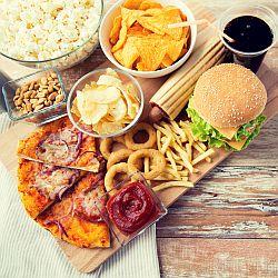Czy żywność typu fast food zwiększa ryzyko astmy i alergii u dzieci? - okładka