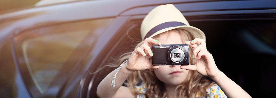 Fotografia - porady dla początkujących - ilustracja