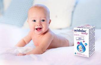 Suplement diety ENTERO ACIDOLAC® kapsułki