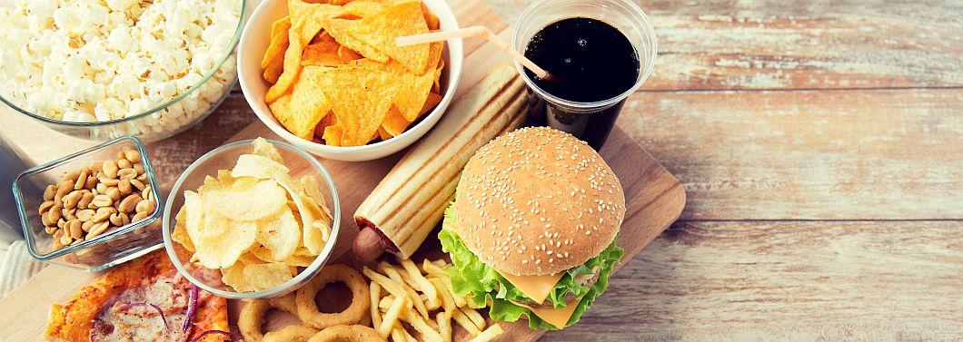 Czy żywność typu fast food zwiększa ryzyko astmy i alergii u dzieci? - ilustracja