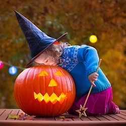 Co oglądać w Halloween? - okładka