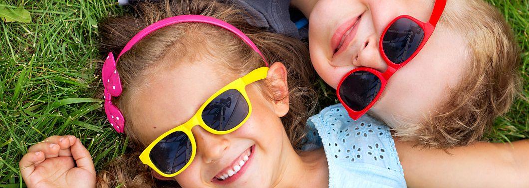 Jak chronić oczy latem? - ilustracja