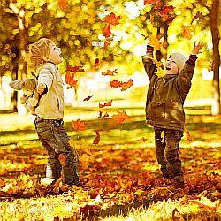 Jesień nie jest taka zła! - okładka