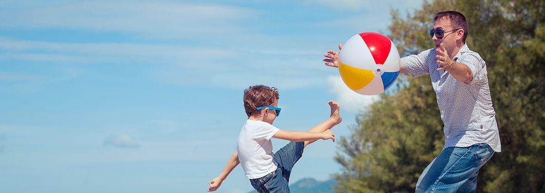 Aktywna rodzina, czyli dlaczego sport jest ważny - ilustracja