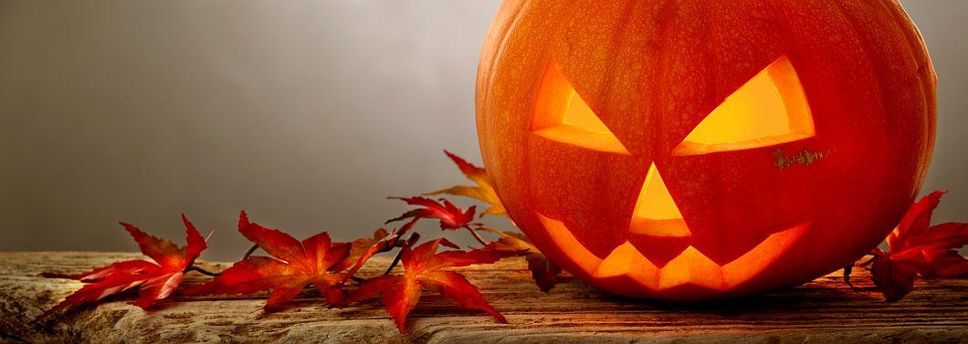 Własnoręcznie robione przebrania na Halloween - ilustracja