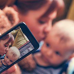 Jak fotografować dziecko? - okładka