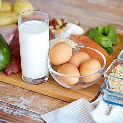 Rzecz o białku - okładka