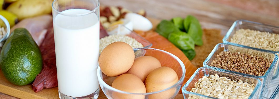 Rzecz o białku - ilustracja