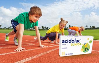 Suplement diety ACIDOLAC® kapsułki
