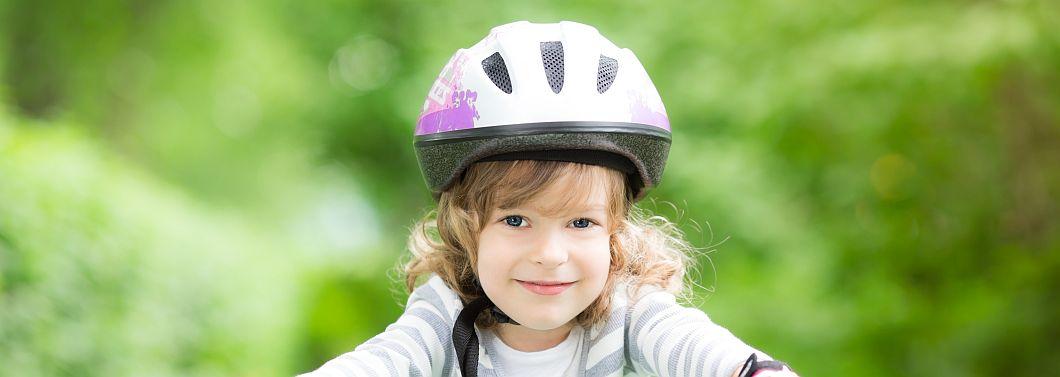 Dlaczego warto uczyć dzieciaki jazdy na rowerze - ilustracja