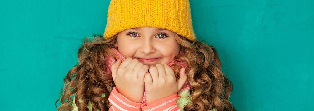Wspomaganie odporności u dzieci - ilustracja