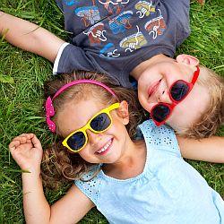 Jak chronić oczy latem? - okładka