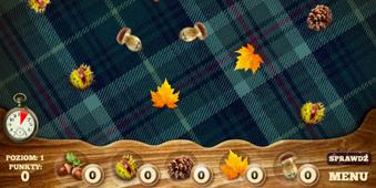 Skarby Jesieni - okładka
