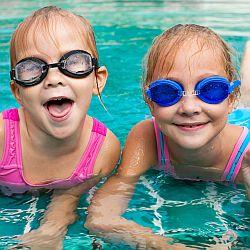 Nauka pływania - okładka