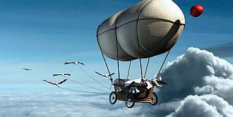 Balon - okładka
