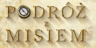 Podróż z Misiem - okładka