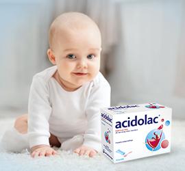 Suplement diety ACIDOLAC® saszetki
